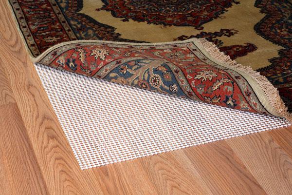 compressed asst mat rugs padding rug pad home under mats depot n b dynamix flooring grippers the